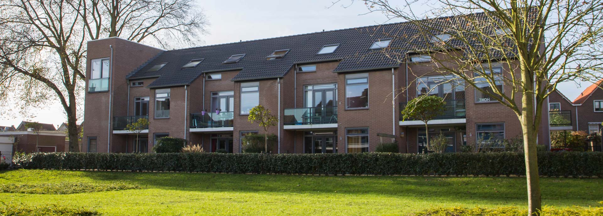 De locatie Steenrots Katwijk