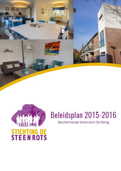 Beleidsplan 2015-2016